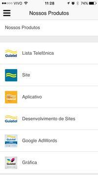 GUIATEL apk screenshot
