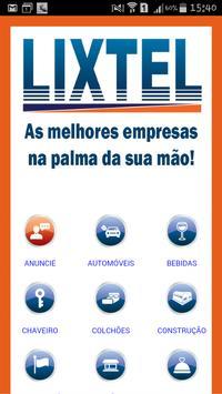 LIXTEL poster