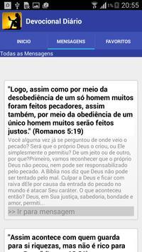 Devocional Diário apk screenshot