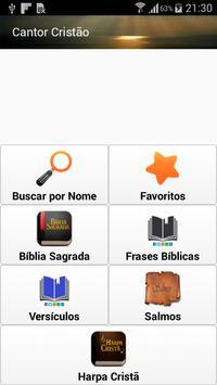 Cantor Cristão Igreja Batista apk screenshot