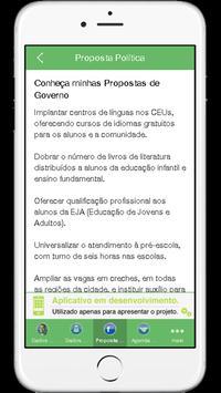 Aplicativo Vote apk screenshot