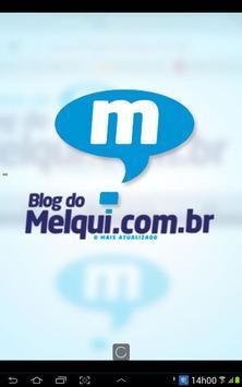 Blog do Melqui. poster