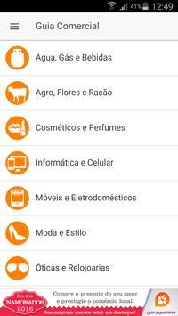 App Guia Jaguariaíva apk screenshot