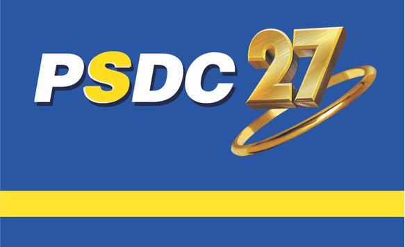 PSDC - PR poster