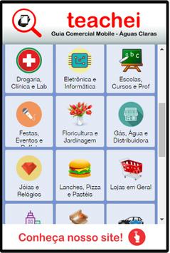 TeAchei - Águas Claras DF apk screenshot