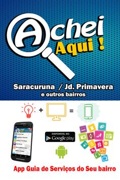 AcheiAqui poster