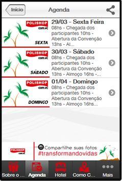 EVENTOS COM.VC poster