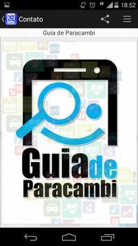 Guia de Paracambi poster