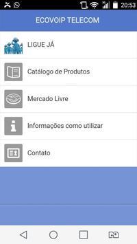 Ecovoip Telecom apk screenshot