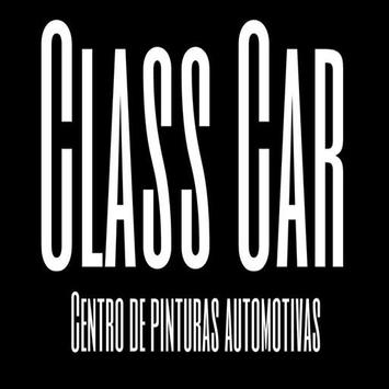 class car poster