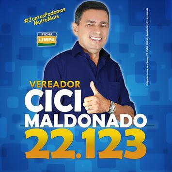 Vereador Cici Maldonado 22.123 apk screenshot