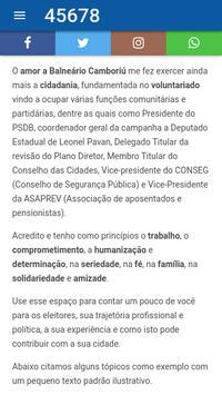 Paulo Farias 45-678 apk screenshot