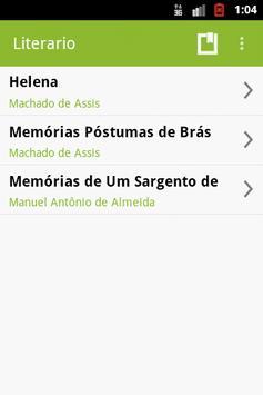 Literario apk screenshot