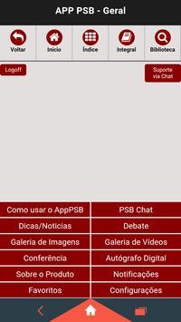 APPPSB apk screenshot