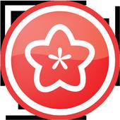 Mensagens e Frases com Flores icon