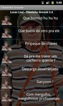 Chavinho Groove sons do Chaves apk screenshot