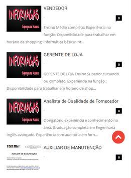 InforVagas apk screenshot
