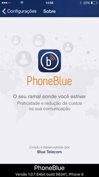 PhoneBlue poster