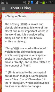I-Ching: Book of Changes poster