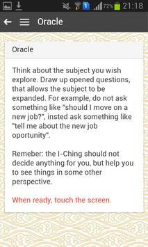 I-Ching: Book of Changes apk screenshot