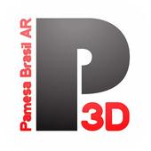 Pamesa 3D icon
