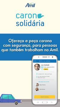 Carona Solidária - Amil apk screenshot
