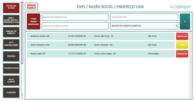 E-Catálogos apk screenshot