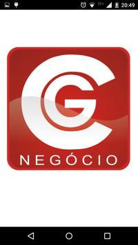 CG Negócio poster