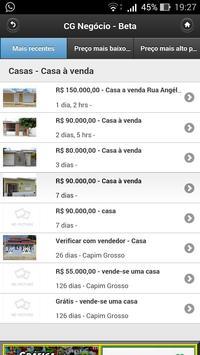 CG Negócio apk screenshot