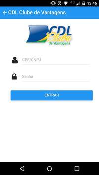 CDL Clube de Vantagens apk screenshot