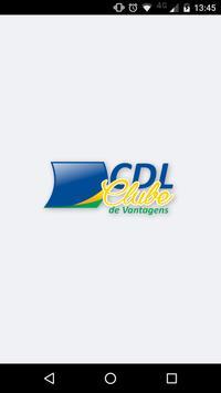CDL Clube - Lojista poster