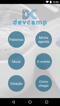 DevCamp poster