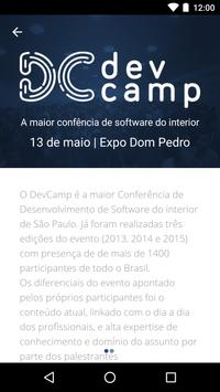 DevCamp apk screenshot