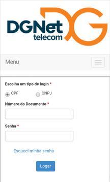 DGNet Telecom poster