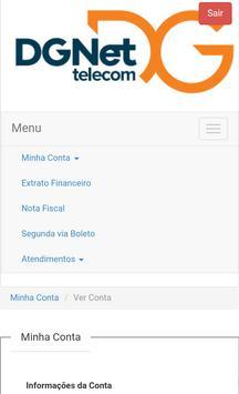 DGNet Telecom apk screenshot