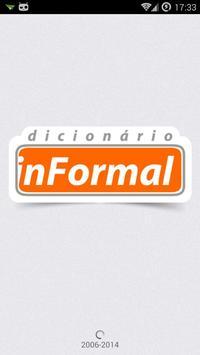 Dicionário inFormal poster