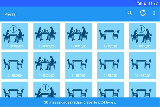 Restaurante Mobile G5 apk screenshot