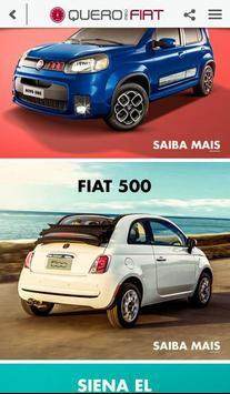 Quero meu Fiat poster