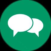 Helo MapChat icon