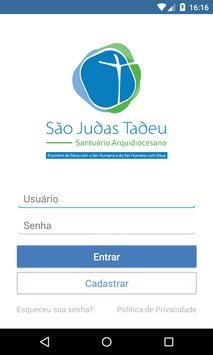 São Judas BH poster