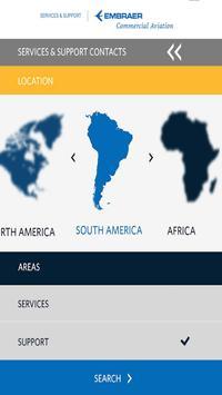 Embraer Services & Support apk screenshot