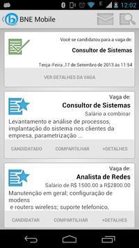 BNE - Bank National Jobs apk screenshot
