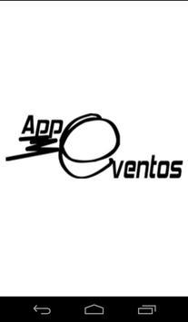 App Eventos poster