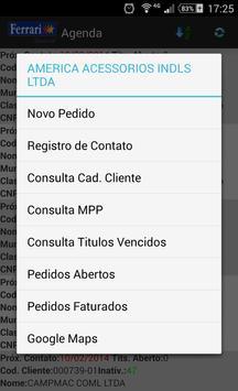 Ferrarinet Android apk screenshot