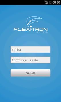 Rastreador ITracker Flexitron poster