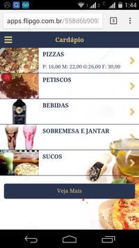 Pizzaria Brejinhense poster