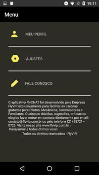 FlyCHAT apk screenshot
