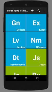 Reina-Valera Bible (Spanish) apk screenshot