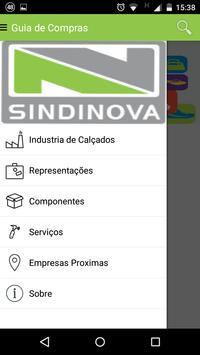 Guia de Compras - Sindinova apk screenshot