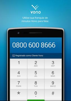 Vono - VoIP apk screenshot
